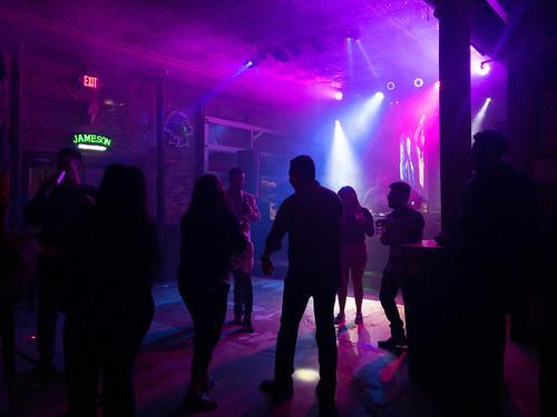 Nightclub hideout