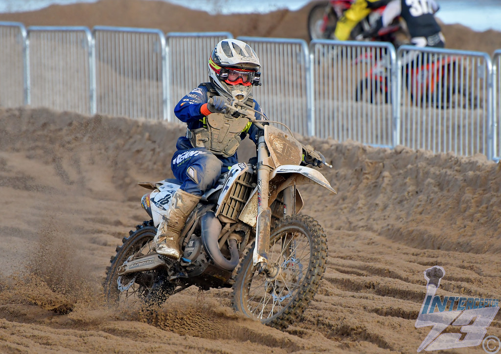 Cesar Huchin, 2019 AMCA Skegness Beach Motocross, Clubmans Sprint Race, 9th November