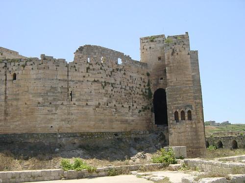 079 Crac castell interior