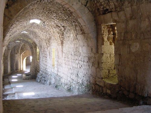 082 Crac passadís castell central