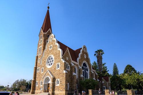 Windhoek, Namibie
