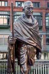 Photo of [Film] Gandhi Statue, Manchester
