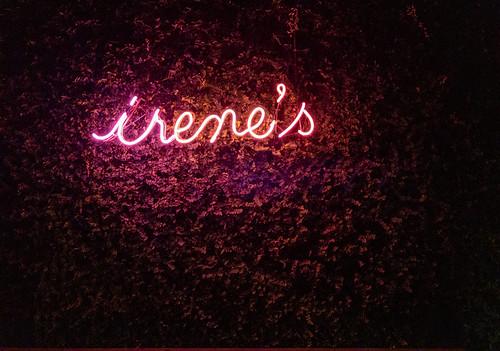 irene's in Austin