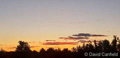 June 19, 2020 - Beautiful sunset in Broomfield. (David Canfield)