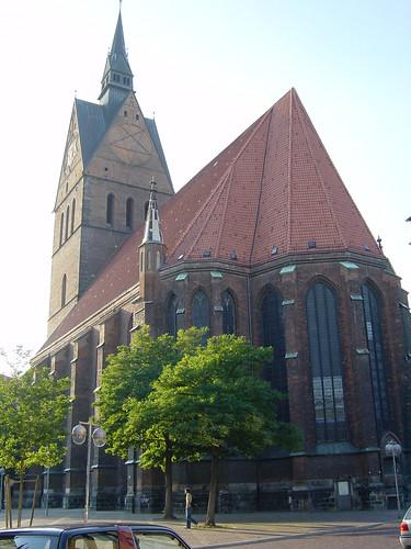 26 Hannover Església