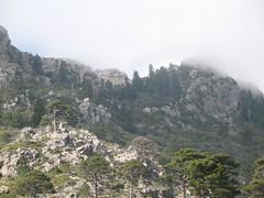 Parque Nacional de Talassemtane, Asifane, Chaouen, Marruecos.