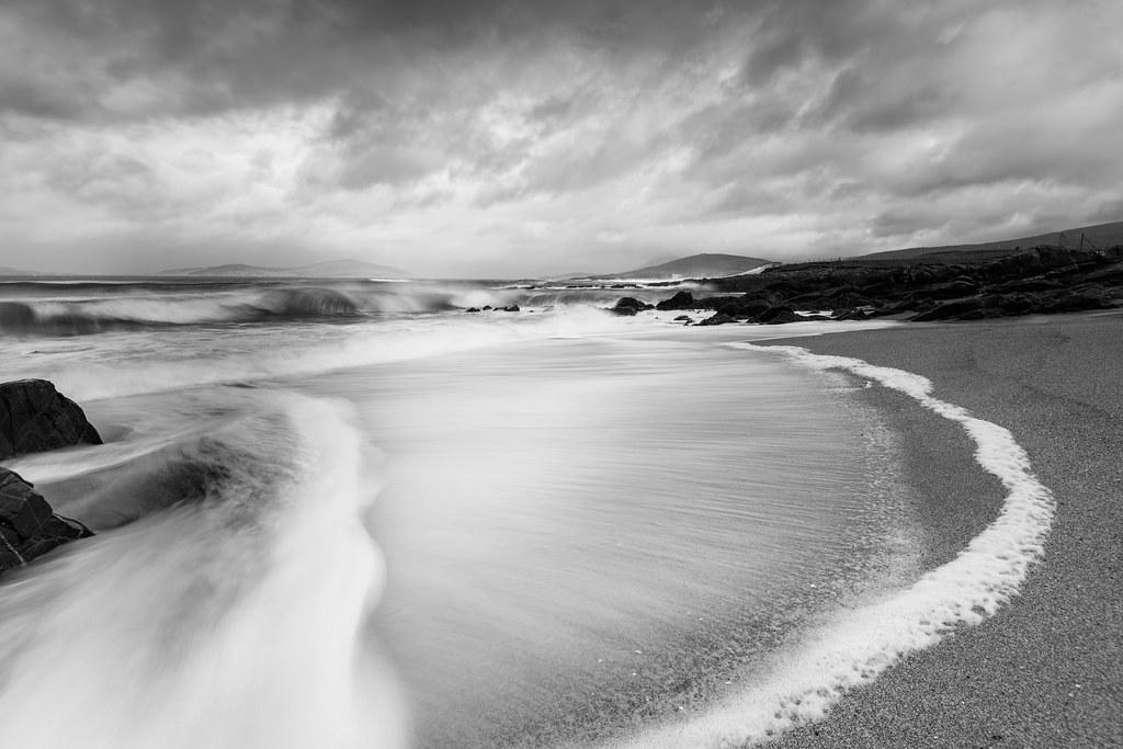 isle of. harris beach long exposure 2