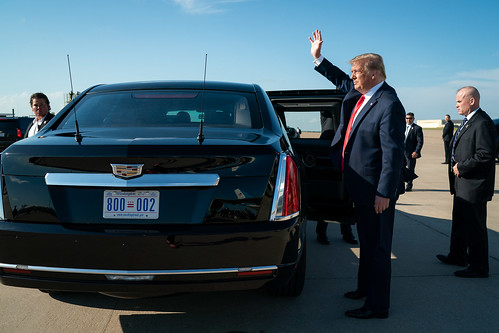 President Trump Travels to OK by The White House, on Flickr