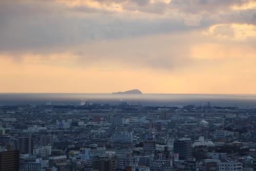 Ile au large de Matsuyama