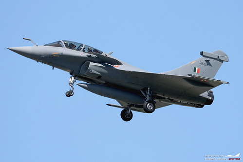 Indian Air Force Dassault Rafale RB003