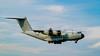 ZM404 RAF UK Airbus A400M Atlas low pass training Aberdeen ABZ 18:46hrs 22/06/2020