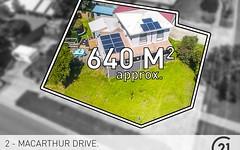 2 Macarthur Drive, Cranbourne VIC