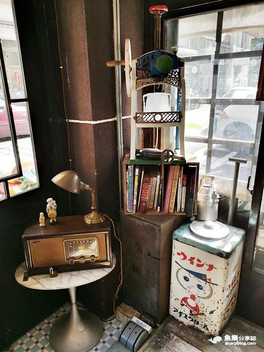 【台北大安】昭和浪漫冰室 Showaice|大人系冰品 甜點 @魚樂分享誌