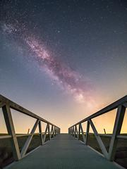 Walkway to heaven