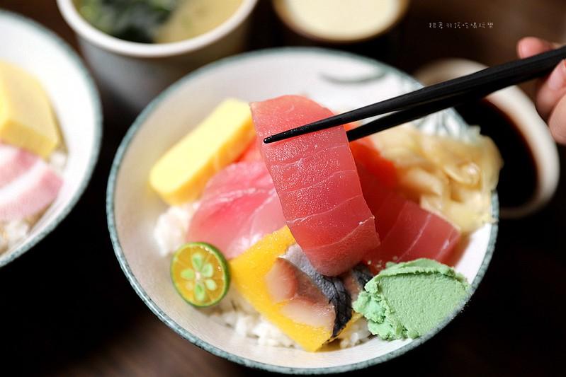 毅壽司永吉路30巷平價高CP值生魚片丼飯53