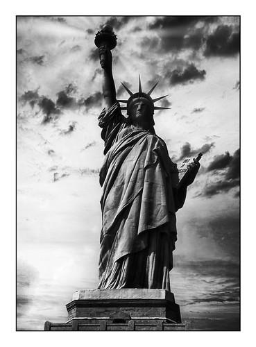 New York City, New York, USA - 1996.