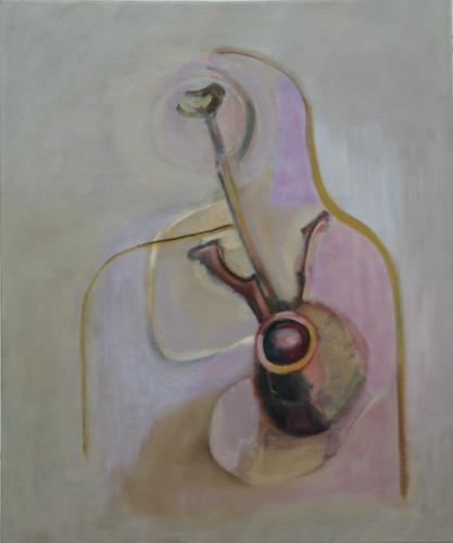 JUDYDEELEY-Plantationocene #8 Oil on canvas_60 x 50 cm_2019