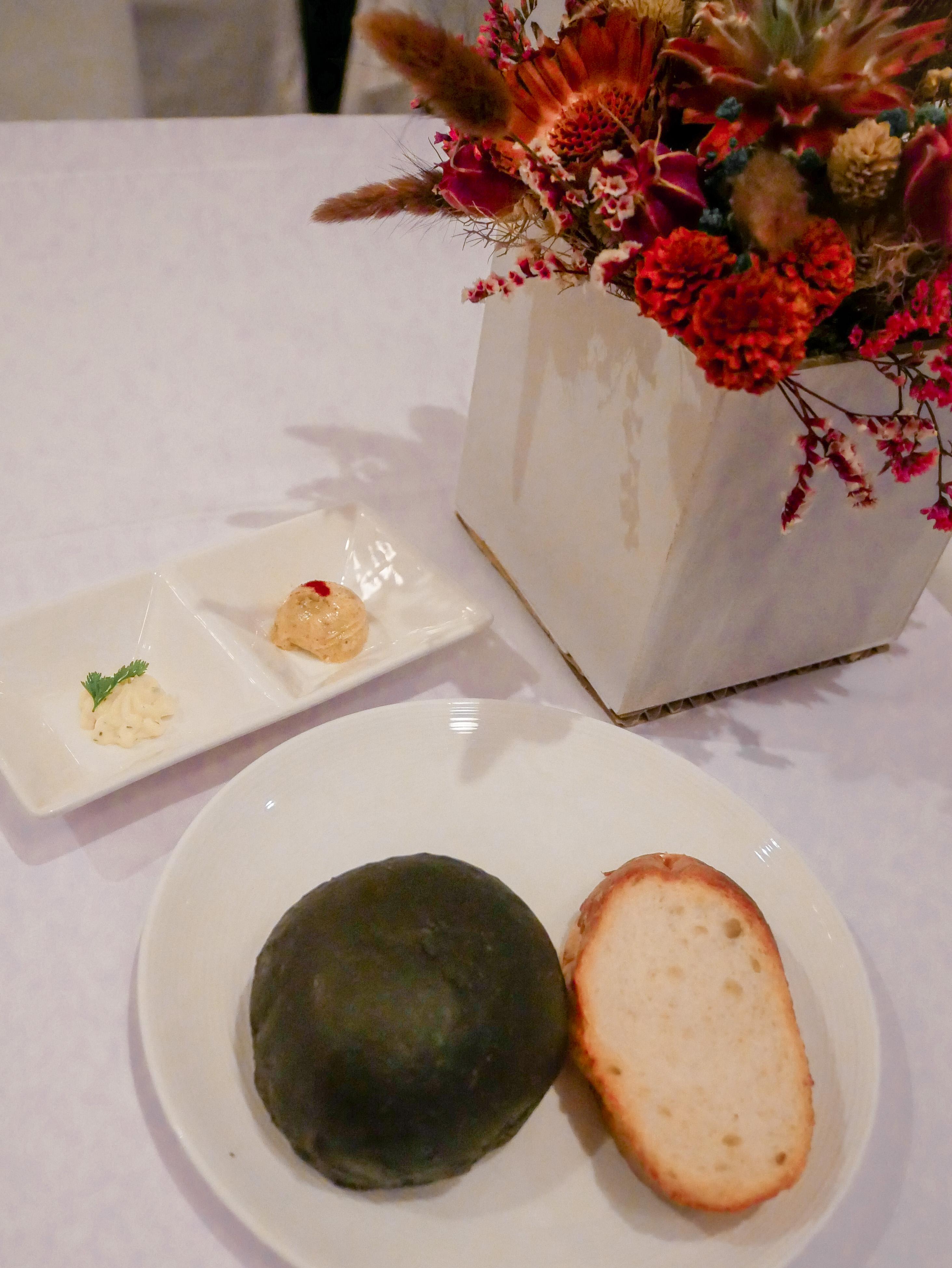 台北私廚推薦|香頌私宅洋樓|午間享用浪漫歐風無菜單料理  手工法式麵包