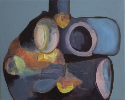 JUDYDEELEY-Plantationocene #5_Oil on canvas_40 x 50 cm_2019