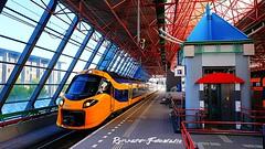Nederlandse Spoorwegen 3103  (ICNG Alstom Coradia Liner ) Lelystad-Centrum (NL)