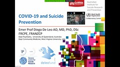 "Prof. Diego De Leo - COVID-19 in preprečevanje samomora • <a style=""font-size:0.8em;"" href=""http://www.flickr.com/photos/102235479@N03/50039671198/"" target=""_blank"">View on Flickr</a>"