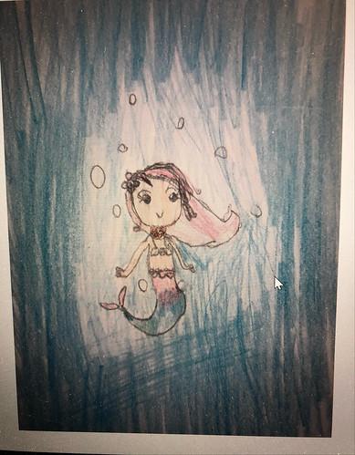 Mermaid by Emily