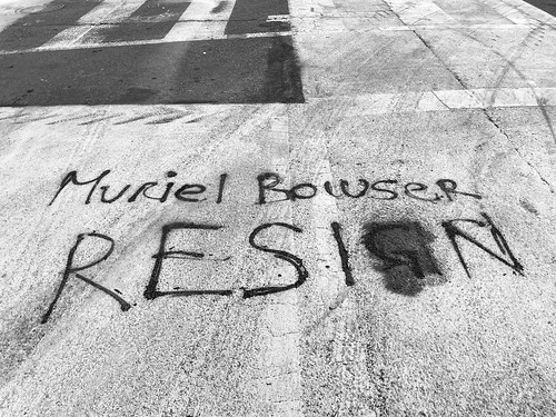 Muriel Bowser resign by Joe in DC, on Flickr