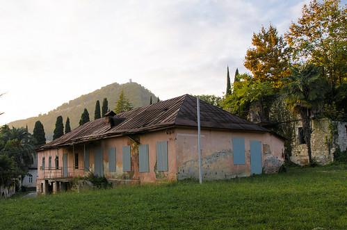 Дом в Новом Афоне