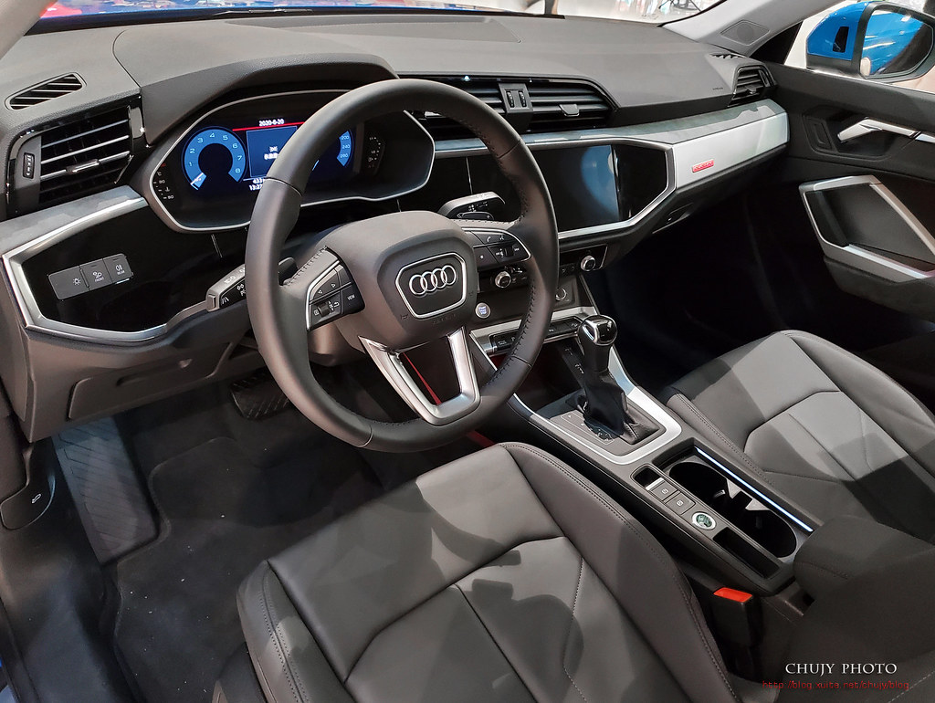 (chujy) Audi Q3 40TFSI quattro, A3 35 TFSI - 6