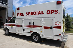 3024 – Fire Special Ops Vehicle for Hazmat