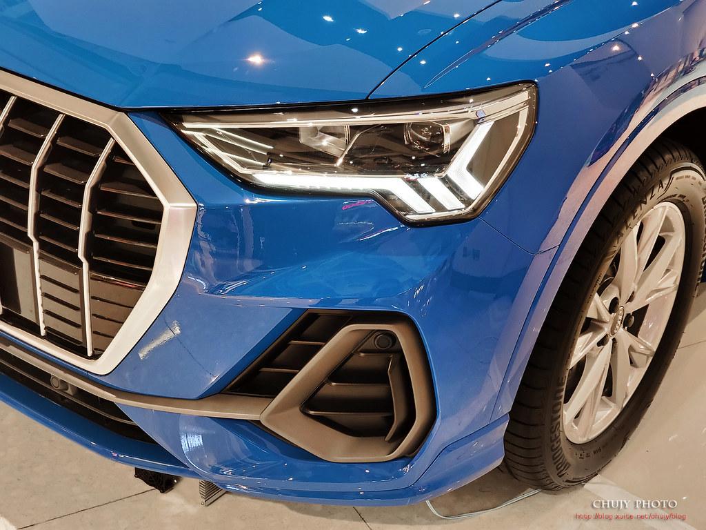 (chujy) Audi Q3 40TFSI quattro, A3 35 TFSI - 5