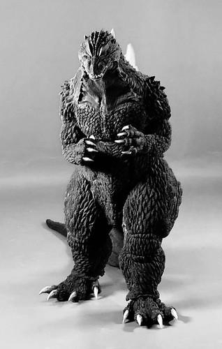 ProjNautilusCos Godzilla (2002) Ver. 1.5