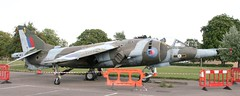 Photo of XV752Hawker Siddeley Harrier GR.3, Bletchley Park Museum 2001, nowat South Yorkshire Air Museum