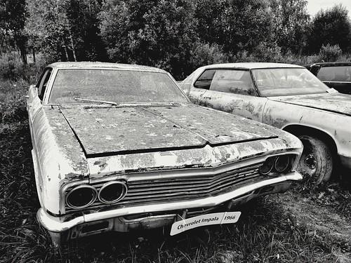 Chevrolet Impala 1966 ©  Sergei F
