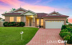 44 Connaught Circuit, Kellyville NSW