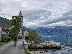Ride around Bay of Kotor