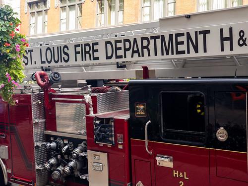 St. Louis firetruck