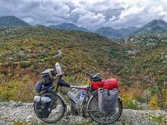 Autumn colours in Montenegro