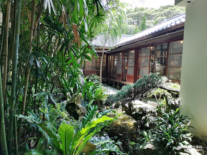 【台北士林】CAMA COFFEE ROASTERS 豆留森林|台版小嵐山|老屋改建咖啡館 竹林秘境 @魚樂分享誌