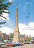 Market Cross, Ripon old postcard early 1990s