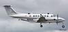 N291AS Lasai Aviation LLC, Beech 350 Super King Air,landing at Prestwick from BIRK. 27/6/20