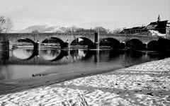 Photo of Pont Llanfair-ym-Muallt (Rhagfyr)