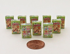 Tiny Koguma Kitchen Boxes