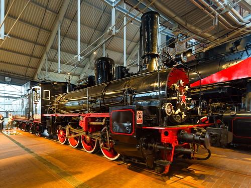 Russian Railway Museum ©  Alexxx Malev