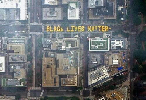 Black Lives Matter Zoom Background