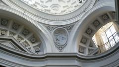 Borromini, San Carlino, relief