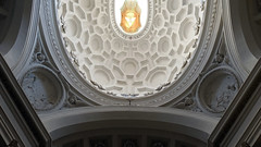 Borromini, San Carlino, dome