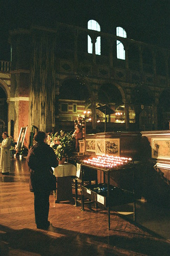 Our Lady of Walsingham and Divine Mercy in Westminster Cathedral