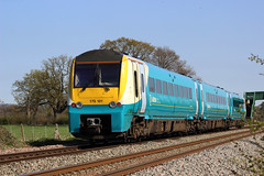 Photo of Arriva Trains Wales - 175101