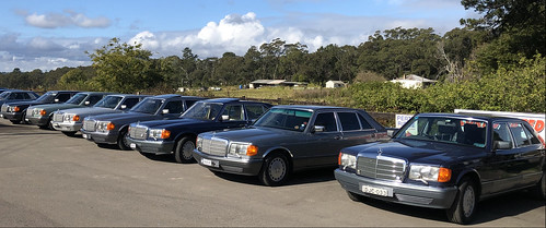 """W126 Line Up • <a style=""""font-size:0.8em;"""" href=""""http://www.flickr.com/photos/97047353@N00/50052908506/"""" target=""""_blank"""">View on Flickr</a>"""